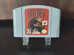 Cartucho Mortal Kombat Trylogy Nintendo 64