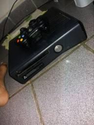 Xbox 360 destravado para concertar.