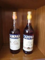 Campari duas garrafas