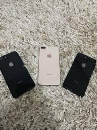Título do anúncio: iPhone 8 Plus 64gb novíssimo