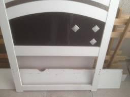 Cama de Solteiro usada. 99195.5586