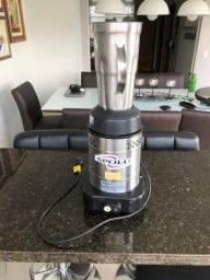 Liquidificador Industrial 2L Inox Spolu SPL-048W - 700W completo .