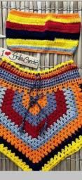 Conjunto de crocher