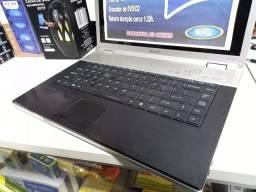 N otebook Sony    D ualCore  320Gb Hd  4GB   Formatado C/Garantia