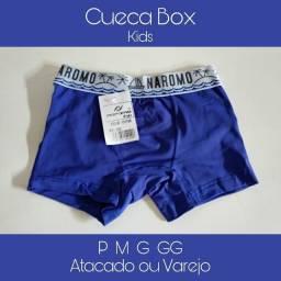 Cueca Box Infantil