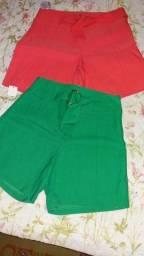 Shorts de bengaline