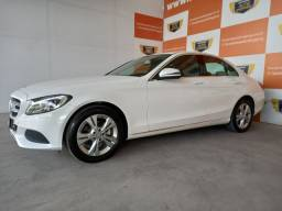 Mercedes Benz C 180 Impecável Todas Revisões Na Autorizada