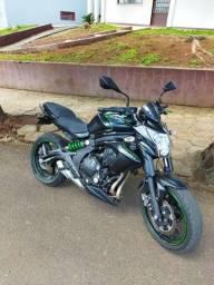 Título do anúncio: Kawasaki ER6N