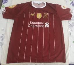 Camiseta Futebol Liverpool