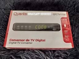 Conversor digital para tv de tubo.