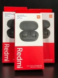 Fone de Ouvido Xiaomi Redmi AirDots 2 Preto