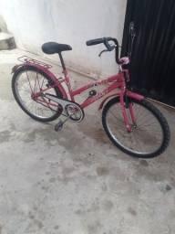 Bike aro 24 feminina