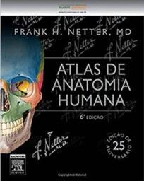 Atlas de anatomia humana 6° edição Frank. H, Netter, MD