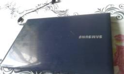 notebook  samsung  intel  celeron  4  giga   hd 500  RS 680