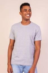 Título do anúncio: Camisa Sem Estampa - Atacado - Quantidade: 5