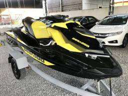 Jet Ski Sea Doo GTR215 28 horas - 2016