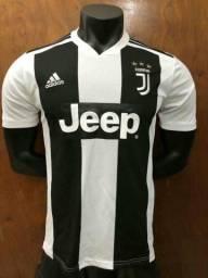 Camisa Juventus Versão Player Cr7