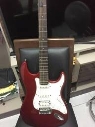 Guitarra Giannini SonicX G 101 Vermelha