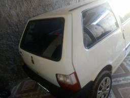 Fiat uno fire 2008 flex emplacado certinho - 2008