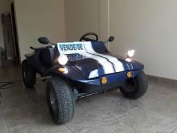 Mini Buggy c/ Motor 4 tempos 5.5 (160cc) - 2018
