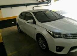 Corolla XEI 2.0 Automático 14/15 2° Dono Branco Perola Muito Novo - 2015