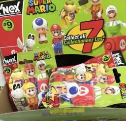 Bonecos sortidos Super Mario