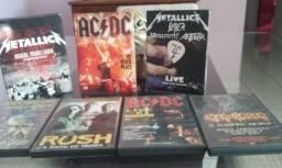 Aparelho DVD + DVDs originais