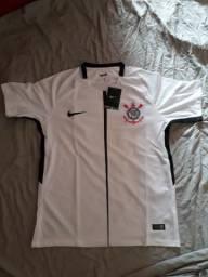 Camisa corinthians 2017/2018 tamanho M nova