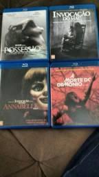 4 filmes de terror