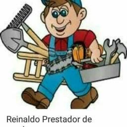 Reinaldo Prestador de serviços.