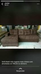 Sofa top d linha direto de fábrica