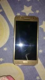 Vendo J5 Dourado 350