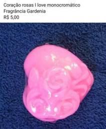 Sabonete artesanal 3d