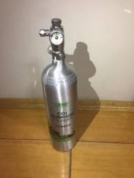 Cilindro de Co2 aluminium 1/2 litro