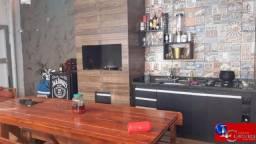 Casa em Caldas Novas no Recanto das Águas com 3 quartos, 1suíte, varanda gourmet, garagem
