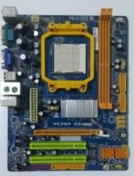 Placa Mãe Biostar Mcp6p M2+ DDR2 (Socket Am2/Am2+)