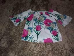Blusas Ciganinha