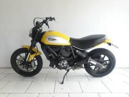 Ducati scambler - 2016