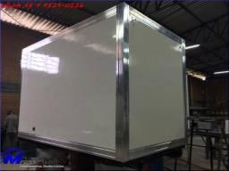 Baú frigorífico furgão para HR e Kia Bongo