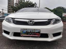 Honda Civic lxs 1.8 flex automatico 2014 - 2014