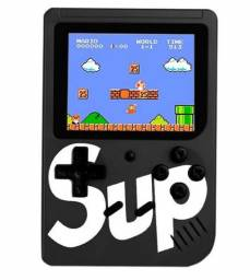 Mini Game Portátil 400 Jogos Console Controle Retro 1100mah