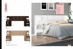 Cabeceira p/ cama Casal ou Queen