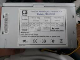 Fonte C3 Tech ATX (350w) 150$