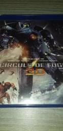 Circulo de Fogo 3D Blu-ray Legendado Dublado