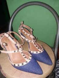 2 sapatos novos