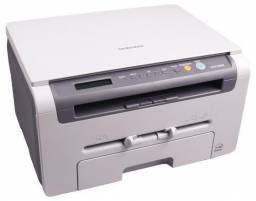 Impressora multifuncional laser Samsung SCX-4200 imprime digitaliza e faz cópia