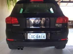 Tiguan 2.0 TSI 16V 200Cv Tiptronic 5p - Ano modelo 2012 - 2012
