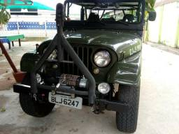 Jeep Willys ano 74