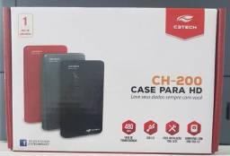 Case C3 Tech p/ HD 2.5´ Preto