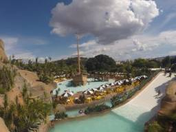 Caldas Novas, Hotel Piazza DiRoma - acesso grátis ao Acqua Park Splash Di Roma